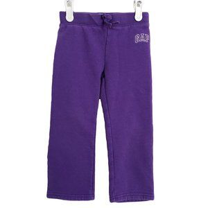 GAP Purple Sweatpants 4 yrs